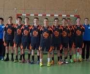 Equipe - 17 gars Région